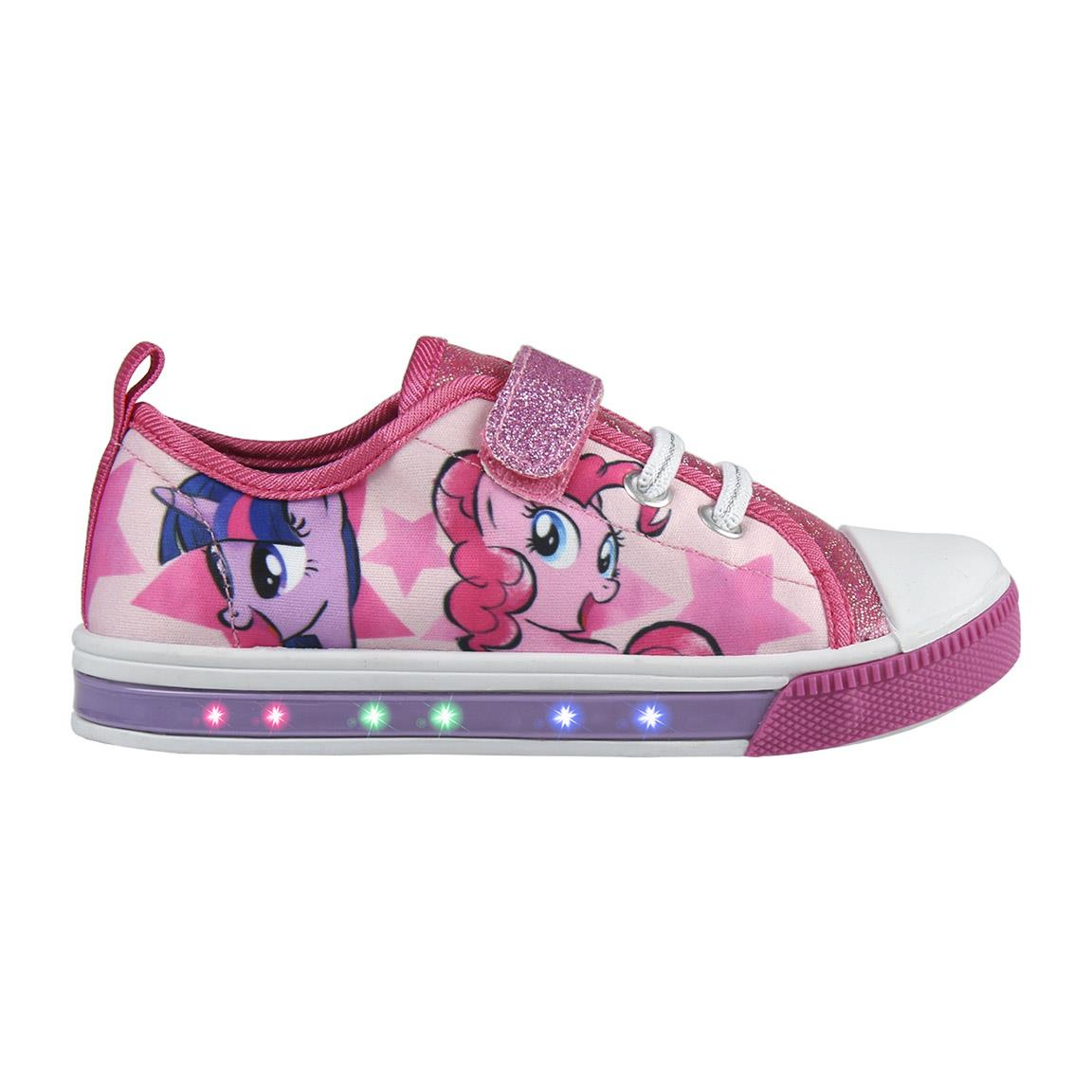 My Little Pony trainers with LED lights
